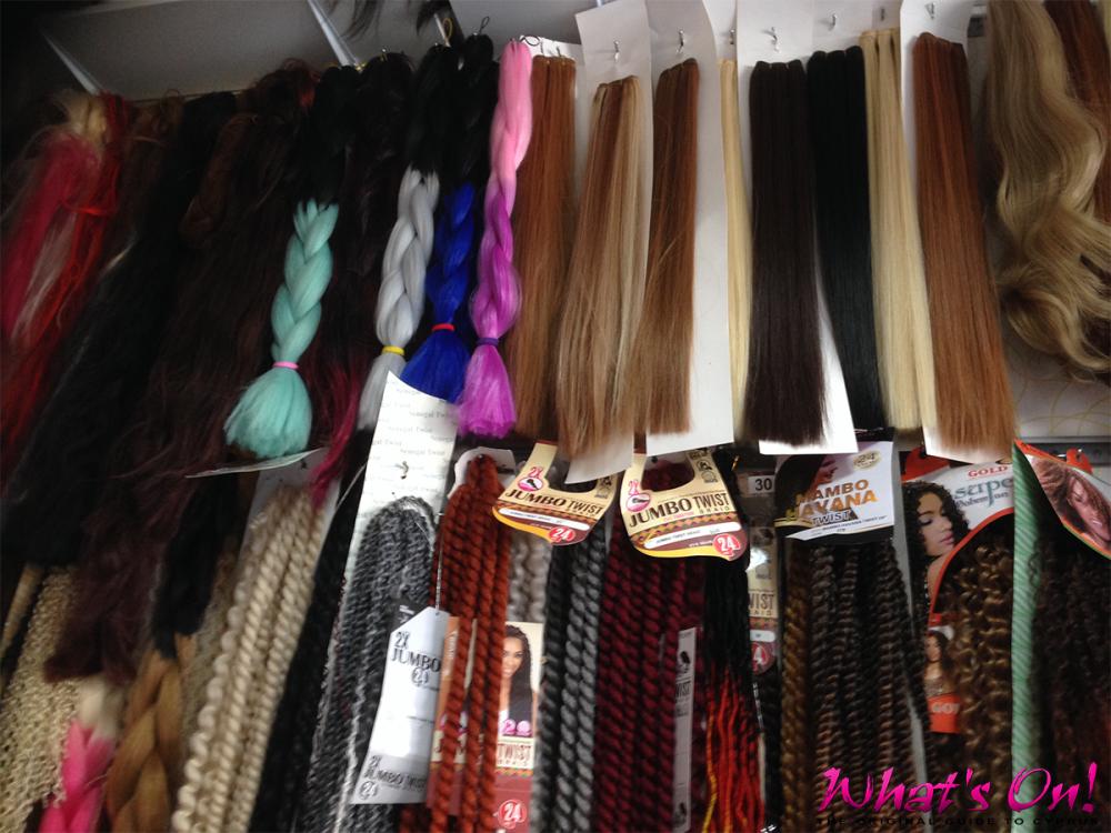 Jennys Hair Shop Extension Salon Larnaca Whats On Cyprus